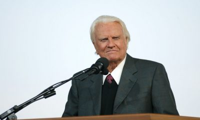 A Picture of Billy Graham