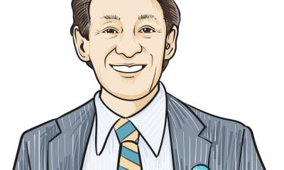 A Drawing of Harvey Milk