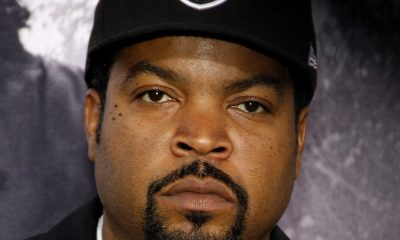 A Picture of Ice Cube