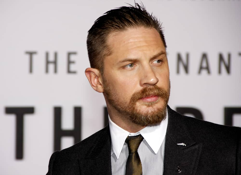 A Picture of Tom Hardy