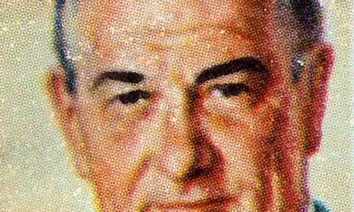 A Picture of Lyndon B. Johnson