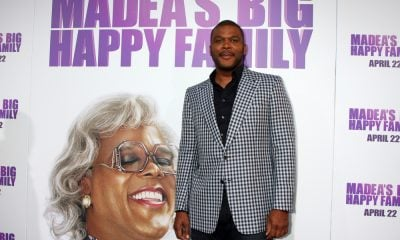 A Picture of Tyler Perry
