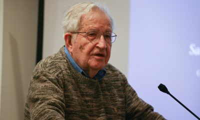 A Picture of Noam Chomsky