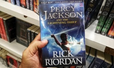 A Percy Jackson Book