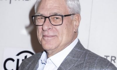 A Photo of Phil Jackson
