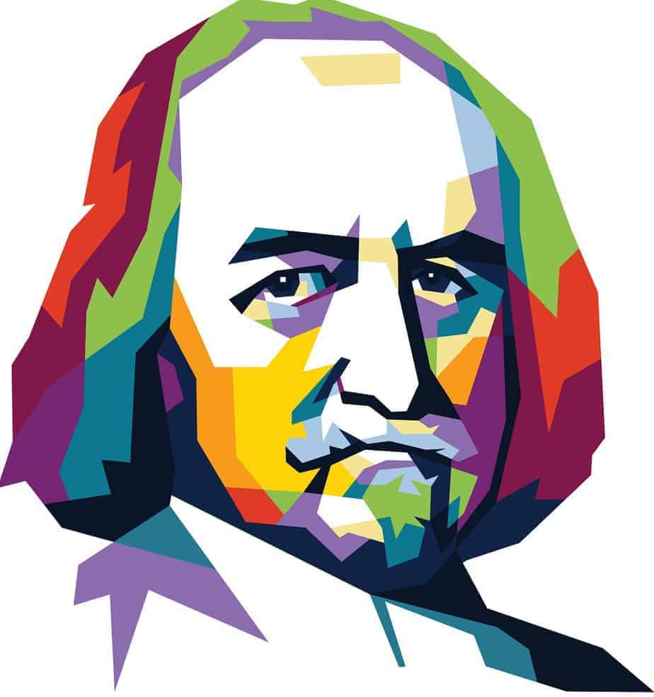An Image of Thomas Hobbes