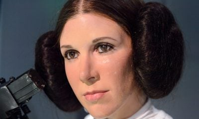 An Image of Princess Leia