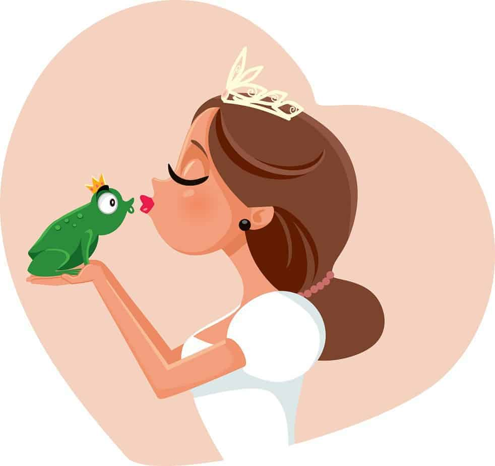 A Princess and a Frog