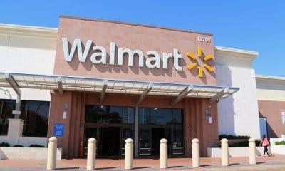 A Walmart Building
