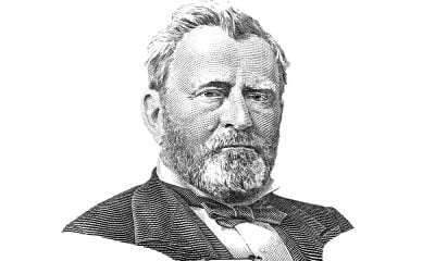 A Drawing of Ulysses S. Grant