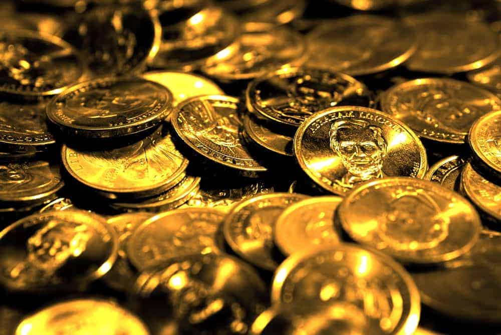 A Picture of Coins
