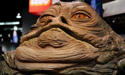 A Picture of Jabba the Hutt