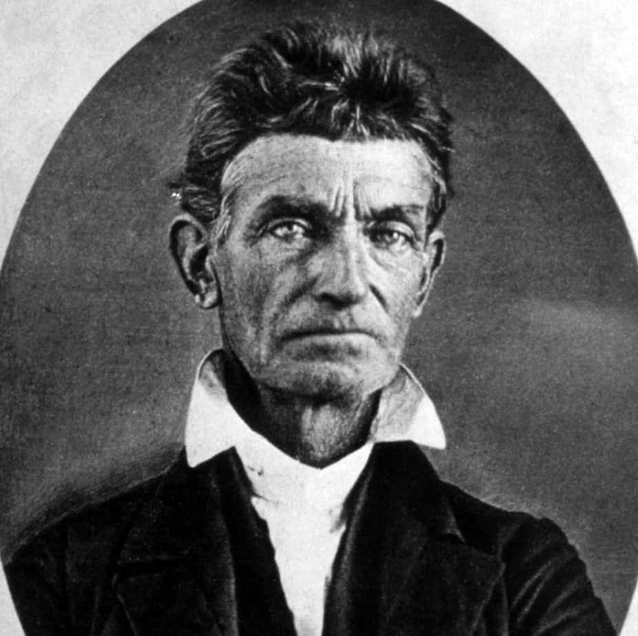 A Sketch of John Brown
