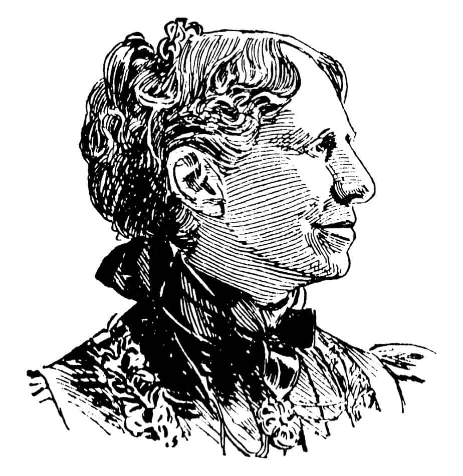 A Sketch of Clara Barton