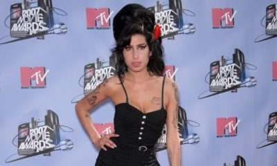 A Picture of Amy Winehouse