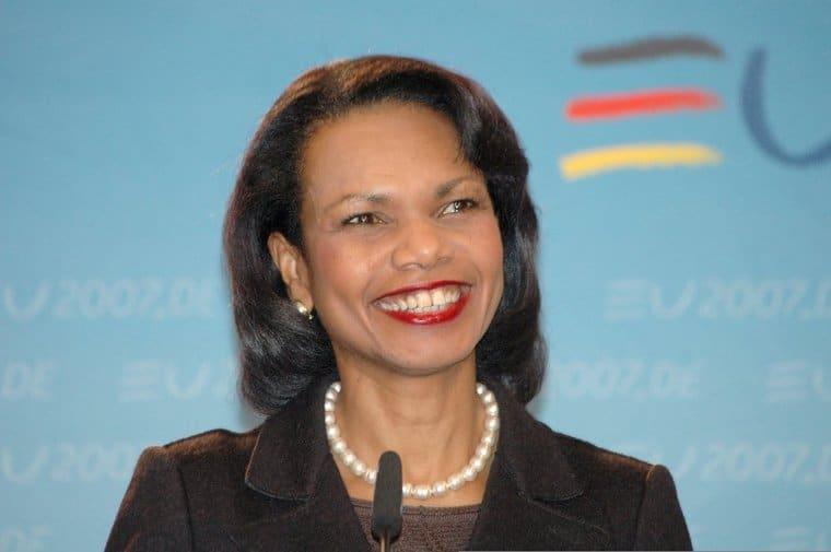 A Picture of Condoleezza Rice