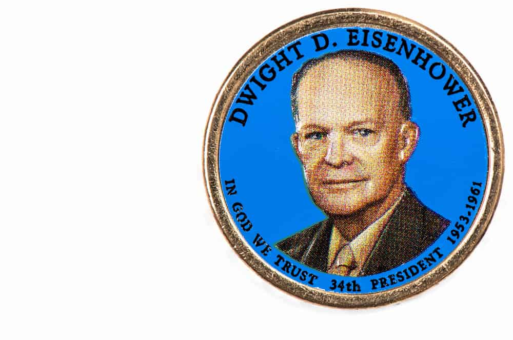 A Picture of Dwight D. Eisenhower