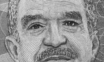 An Artwork of Gabriel García Márquez