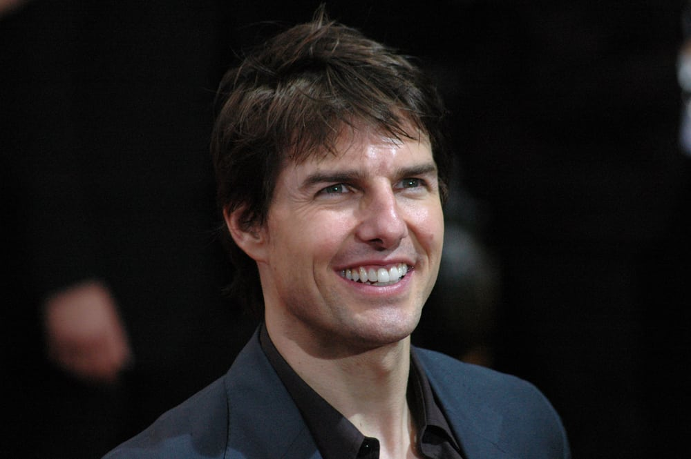 A Picture of Tom Cruise