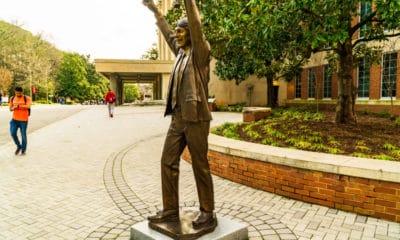 A Statue of Jimmy V