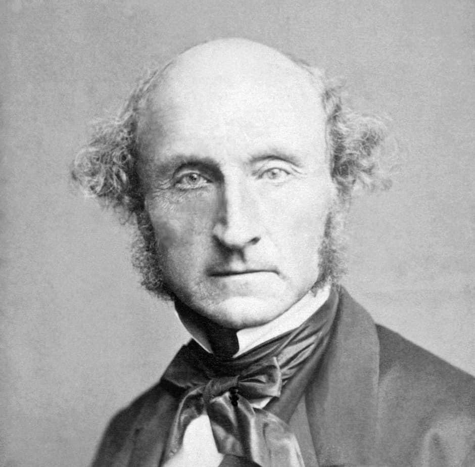 A Picture of John Stuart Mill