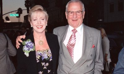A Picture of Lee Lacocca with a Woman