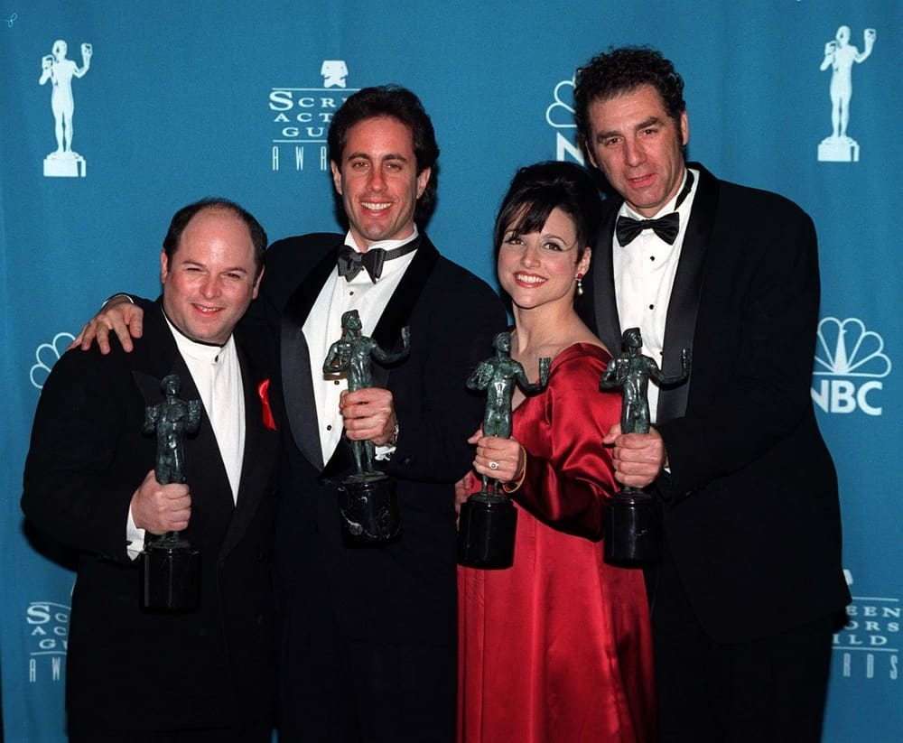 The Four Seinfeld Main Characters