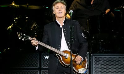 A Photo of Paul McCartney