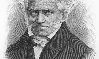 A Sketch of the Philosopher Arthur Schopenhauer