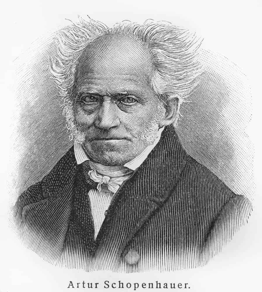 A Sketch of the Philosopher Arthur Schopenhauer