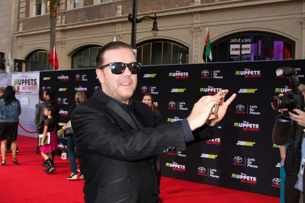 50 Ricky Gervais Quotes on Life and Humor