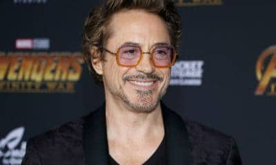 A Picture of Robert Downey Jr
