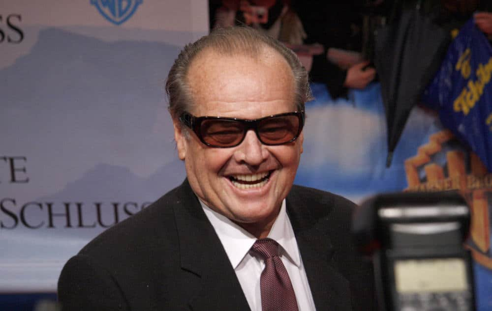 A Picture of Jack Nicholson