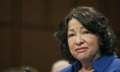 A Picture of Sonia Sotomayor