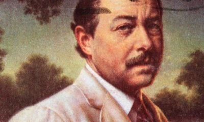A Painting of Tennessee Williams