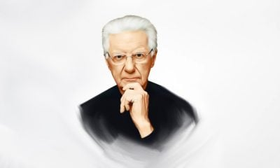 A Painting of Bob Proctor