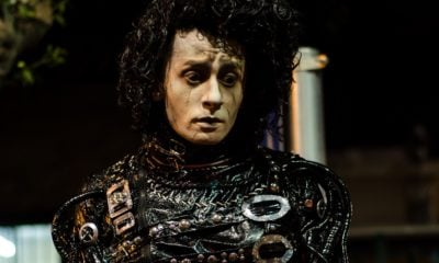 A Picture of Edward Scissorhands