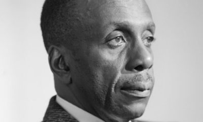 A Picture of Howard Thurman
