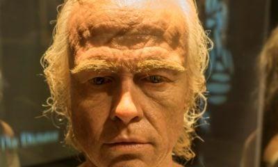 Benjamin Button Head Figure