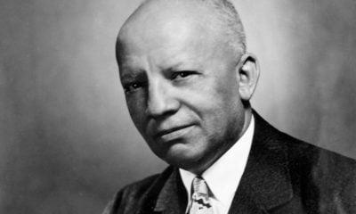 A Portrait of Carter G. Woodson