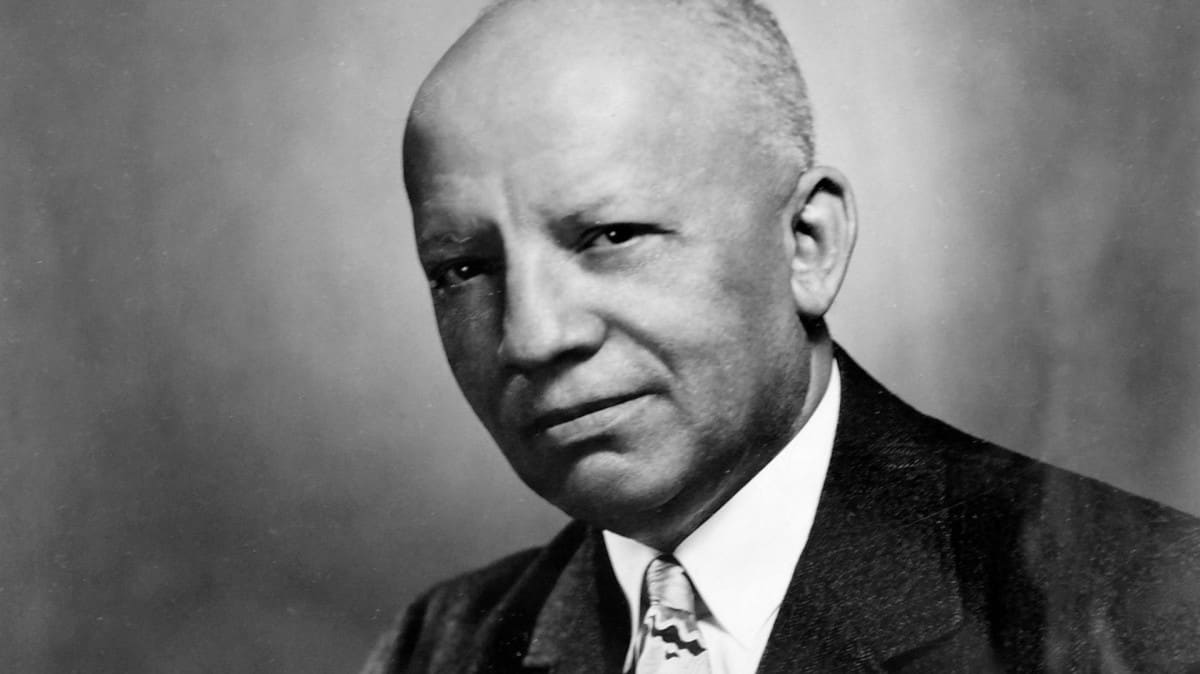 50 Carter G. Woodson Quotes About the Importance of Knowing Black History
