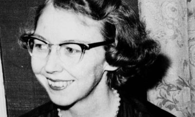 A Picture of Flannery O'Connor