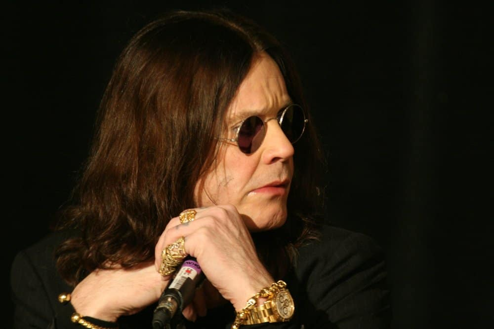 A Picture of Ozzy Osbourne