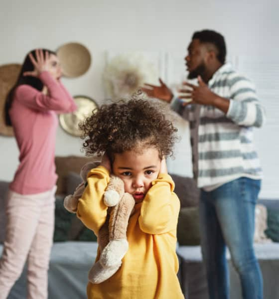 3 Ways Your Past Trauma Affects Your Children