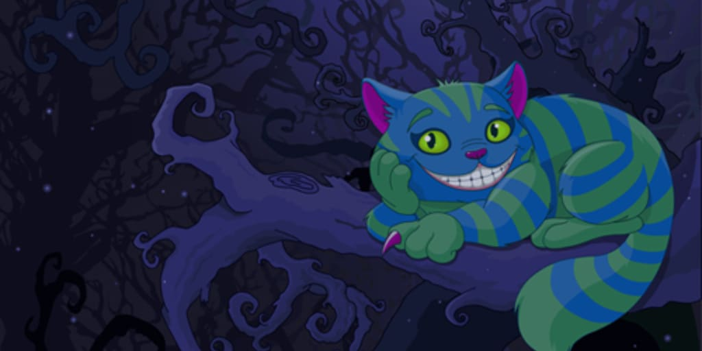 50 Cheshire Cat Quotes from Alice in Wonderland