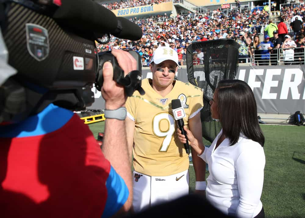 50 Inspirational Drew Brees Quotes on New Orleans & Football [2021]