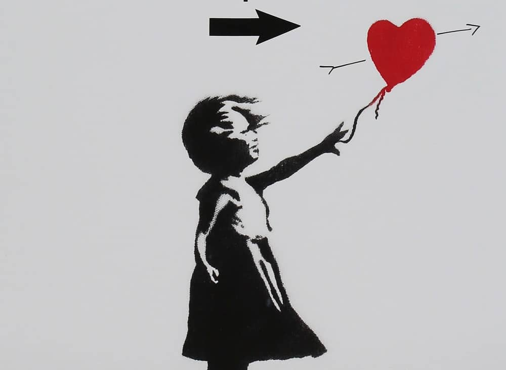 50 Banksy Quotes About Making the World A More Beautiful Place