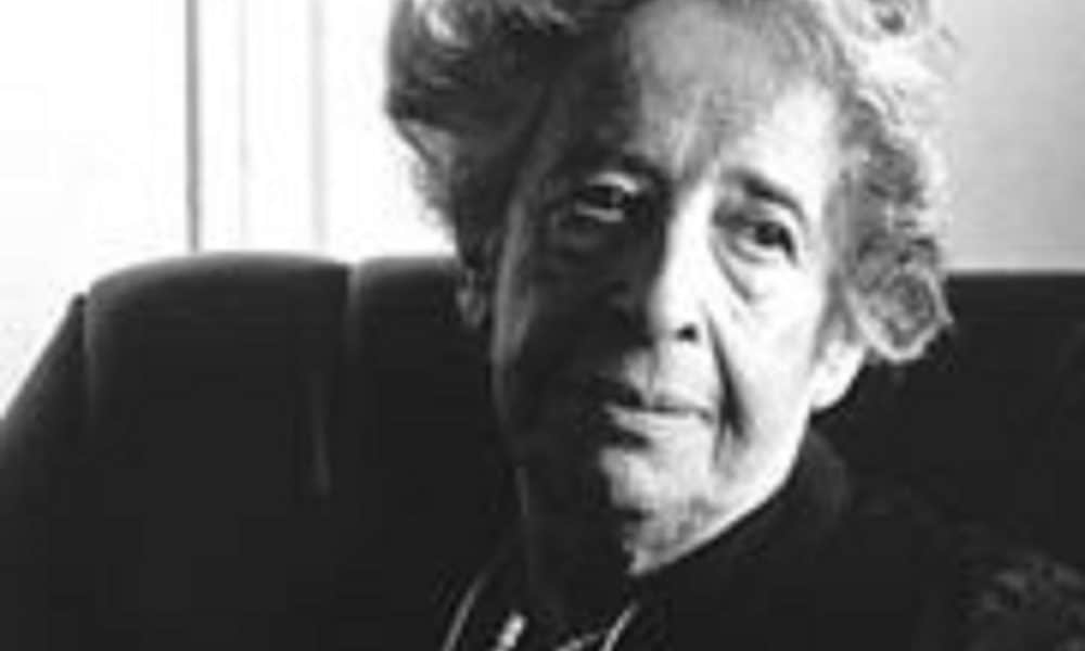 50 Hannah Arendt Quotes About Humanity and Power