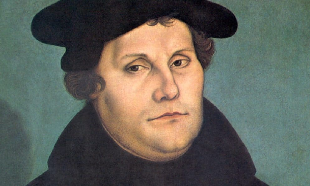 50 Martin Luther Quotes from the Historic Theologian