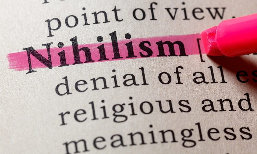 50 Nihilism Quotes About The Implications of Nothingness